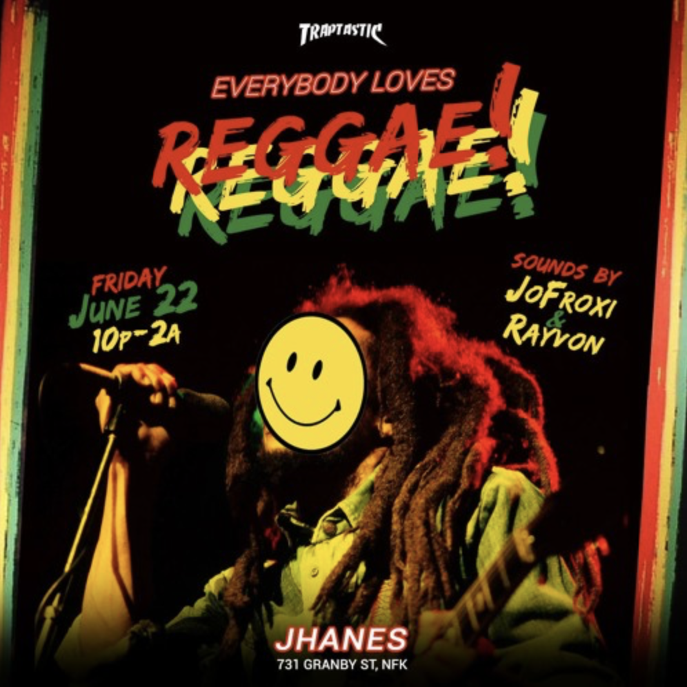 "JOFROXI releases ""Everybody Loves Reggae"" mix – The Perfect Play"
